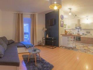 Apartment Vid located in the center of Rijeka