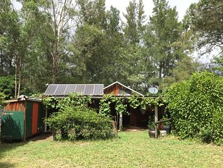 The Lodge - A Rustic Weekender in the Heart of Historic Wollombi
