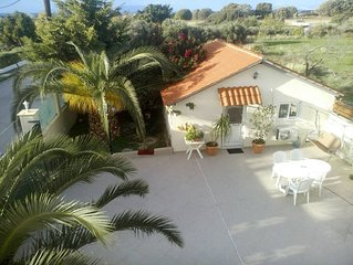 Situated in Rhodes, Theologos area.