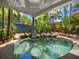 Group Paradise 5bedrooms Apartment in top floor Queenslander Close to City