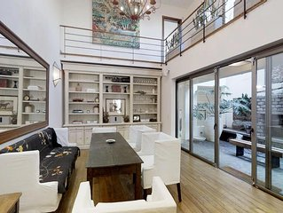 The One - Spacious 3-Bedroom House with Pool & Patio in Palermo Soho