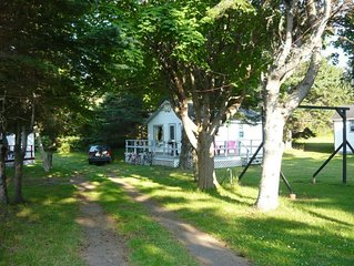 Delmar Cottages #04 PEI National Park Country Beach Retreat Vacation