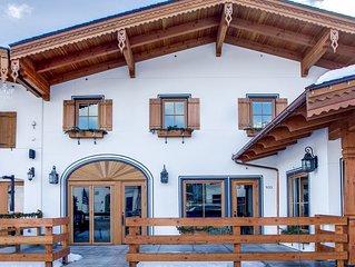 Klonaqua-a cozy attractive two-bedroom suite right downtown Leavenworth