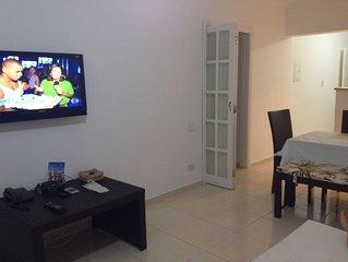 Pitangueiras,novo,100m praia,vista p/mar,NET,WiFi,100m2