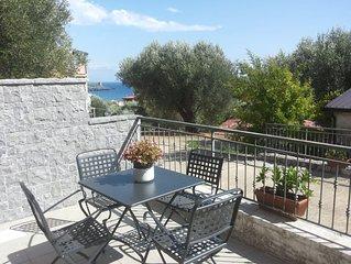 Vacation Apartment Rental in Marina di Camerota (Cilento)