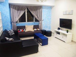 Subang Jaya Homestay *USJ21 MainPlace Penthouse