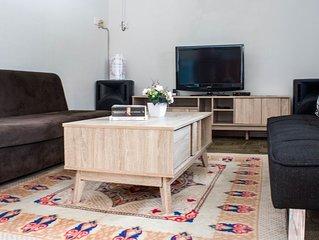 Spacious 2-Bedroom House | Bunut Centre Homestay