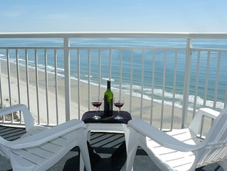 $75 Off April Weeks! You Deserve the Best! Stay in the Oceanfront Penthouse.