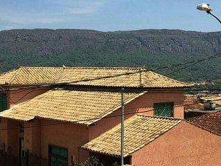 Confortavel sobrado em Tiradentes -MG (casa 02)