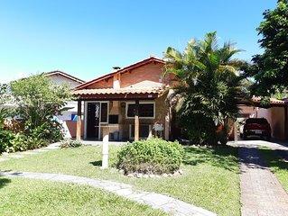 Casa para 14 PESSOAS na Praia da Lagoinha