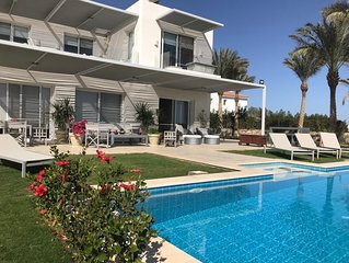 In Gouna Red Sea Egypt,GOUNABrand new house SEA FRONT BEAUTIFUL HOME , ,