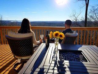 Newly Renovated Serenity Ridge Cabin-Helen/Cleveland, GA