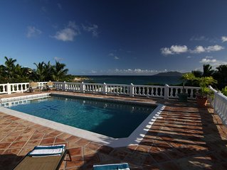 Great Value!  Mainstay Villa * Elsie Bay.  Ocean Front!  Rent as a 1, 2, or 3 BR