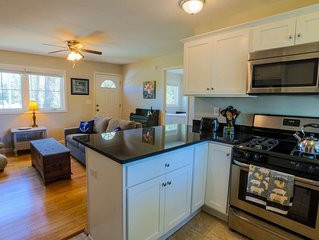 New Listing!  5 Min Walk to Park Circle Restaurants & Bars!  Dog Friendly With S