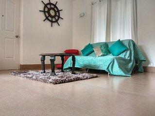 Luxurious Service Apartment