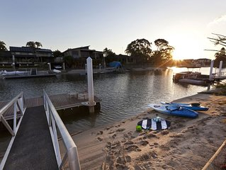 Boats, Beach & BBQ - pet-friendly, waterfront fun for all ages