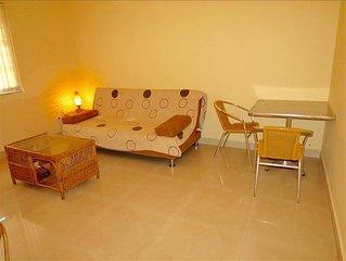 42) Calangute/Baga Serviced Apartment  Sleeps 3