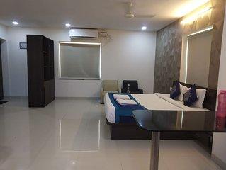1bhk studio service apartment