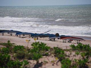 O paraiso do KITE, WIND SURF e praia. Casa maravilhosa Sao Miguel do Gostoso