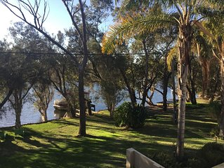 Welcome to 'Reflections', a beautiful holiday house located on The Murray River.