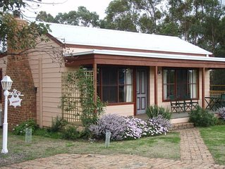 Glen Ayr Cottages, Pokolbin NSW