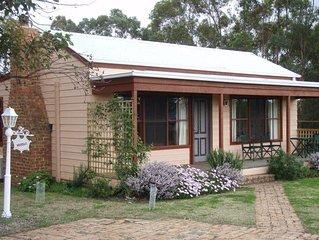 Glen Ayr Cottages, Pokolbin NSW