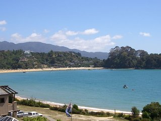 Awesome holiday home at Little Kaiteriteri beach