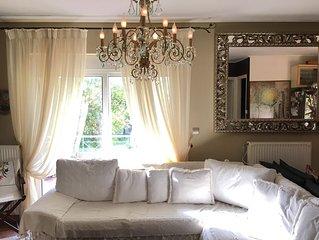 Lux&cozy apartment  <Little palace> Mytilini/ Near the sea