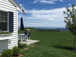 New one bedroom cottage with beautiful sunrises over the Atlantic Ocean
