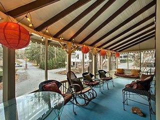 Quaint 'Gretna Getaway' Cottage w/ Screened Porch!