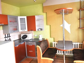 6-Person Central Apartment