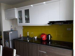 MHG Home Luxury Apartment/2 Bedrooms/2 Bathroom/Private Kitchen (#C Building)