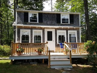 Sunny, Comfortable Cottage, Tenants Harbor with wi-fi