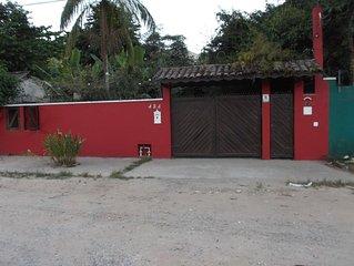 Casa da Dona Ana c/ 3 quartos - 1 suite