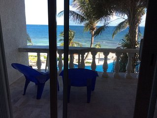 Caribbean Reef Villa in the quaint fishing village of Puerto Morelos