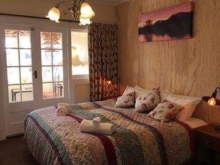 Tekapo1929 -Pennscroft King size apartment