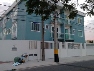 Ótimo Apartamento há 400 mts da praia Costa Azul