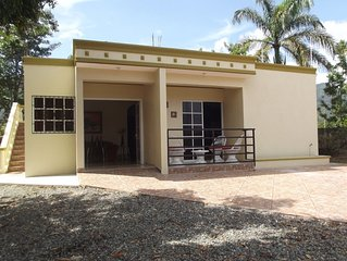 Self catering 2-bedroom house In Jarabacoa