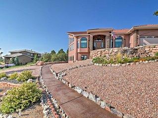 Colorado Springs House - Near Garden of the Gods!