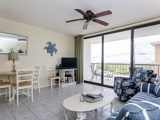 Paradise Towers Condo - Elevator Access and Pet Friendly!
