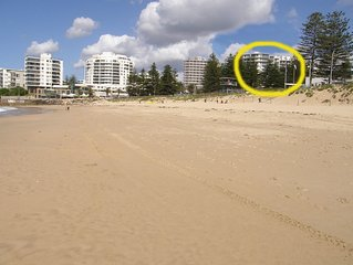 Studio Apartment Opposite North Cronulla Beach306B