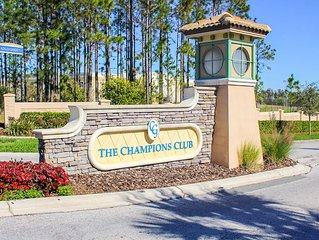 New Luxury Town Home in Champions Gate