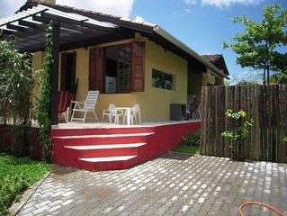 Casa na  Praia da Baleia, 3 dorm, sendo 1 suite
