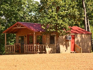 PET FRIENDLY � Swan Bay Cabins & RV Park Cabin#(5) Paris Tn, Kentucky Lake