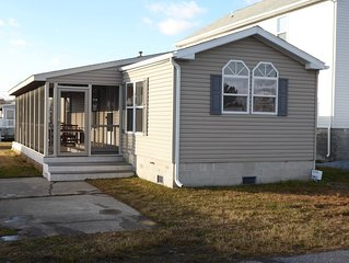 Beach House on Canal in Fenwick Island, DE minutes from beach and Ocean City, MD