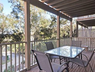 Villa Spa Executive 1br Burgundy located within Cypress Lakes Resort