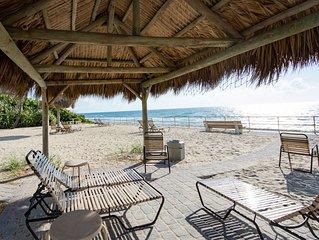 Resort Villa w/ Ocean View, Private Beach, Adjacent Pool - Villa G