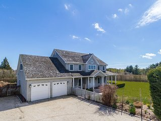 NEW: Secluded Water Mill Home Near Beach and Town!
