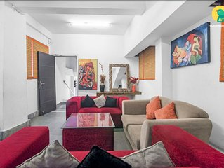 6BHK Apt. (2 nos of 3BHK on same floor in a building)at chattarpur, New Delhi