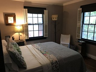 (B)  Private  Room in West End~Downtown Winston Salem